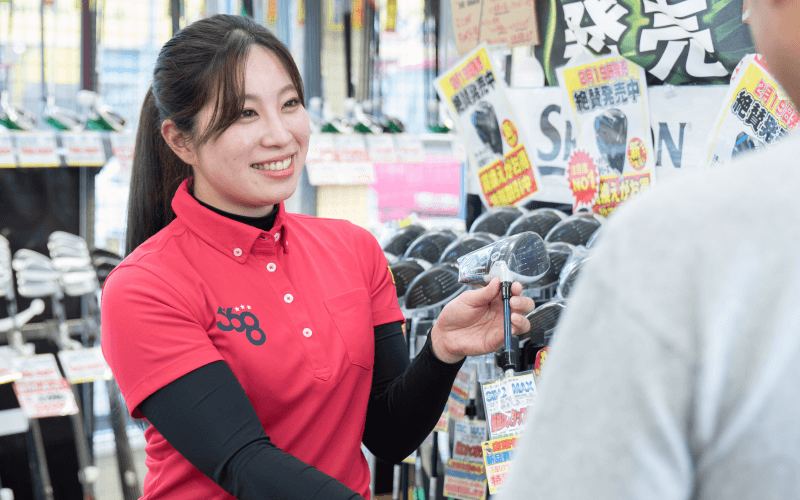 ゴルフ事業部インタビュー
