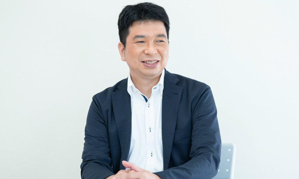 財務部 兼 業務サポート部 小園 隆顕2